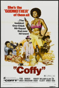 "Movie Posters:Blaxploitation, Coffy (American International, 1973). One Sheet (27"" X 41"").Blaxploitation...."