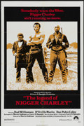 "Movie Posters:Blaxploitation, The Legend of Nigger Charley (Paramount, 1972). One Sheet (27"" X 41""). Blaxploitation...."