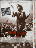 """Movie Posters:Rock and Roll, Gimme Shelter (20th Century Fox, 1970). French Grande (47"""" X 63"""").Rock and Roll...."""