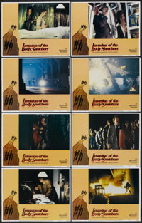 """Invasion of the Body Snatchers (United Artists, 1978). Lobby Card Set of 8 (11"""" X 14""""). Science Fiction.... (T..."""