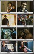 """Movie Posters:Science Fiction, The Terminator (Orion, 1984). Lobby Card Set of 8 (11"""" X 14""""). Science Fiction.... (Total: 8 Items)"""