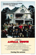 "Movie Posters:Comedy, Animal House (Universal, 1978). One Sheet (27"" X 41"") Tri-FoldedAdvance...."