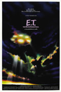 "Movie Posters:Science Fiction, E. T. The Extra-Terrestrial (Universal, 1982). One Sheet (27"" X41"") Advance...."
