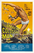 "Movie Posters:Science Fiction, The Amazing Colossal Man (American International, 1957). One Sheet(27"" X 41"")...."