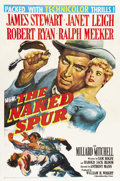 """Movie Posters:Western, The Naked Spur (MGM, 1953). One Sheet (27"""" X 41"""")...."""