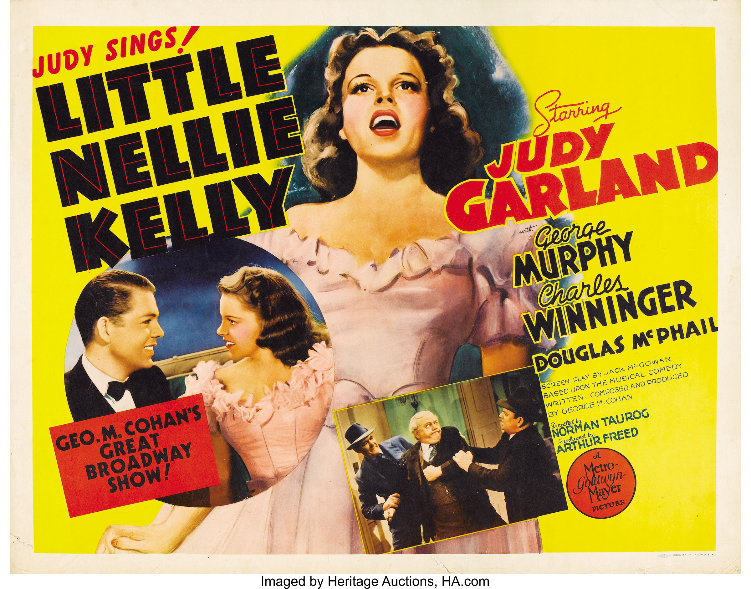 Image result for Little Nellie Kelly 1940
