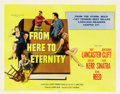 "Movie Posters:Academy Award Winner, From Here to Eternity (Columbia, 1953). Half Sheet (22"" X 28"")...."