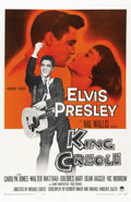 "Movie Posters:Elvis Presley, King Creole (Paramount, 1958). One Sheet (27"" X 41"")...."