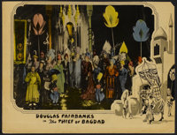 "The Thief of Bagdad (United Artists, 1924). Lobby Card (10"" X 13.5""). Adventure"