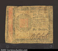 Colonial Notes:Continental Congress Issues, January 14, 1779, $60, Continental Congress Issue, CC-99, VG. ...