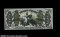 Fractional Currency:Third Issue, Fr. 1362 50c Third Issue Justice Gem New. Hugely margined ...