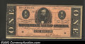 Confederate Notes:1864 Issues, 1864 $1 Clement C. Clay, T-71, VF-XF....
