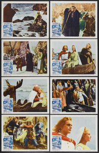 """The Day the Earth Froze (Film Group, Inc., 1963). Lobby Card Set of 8 (11"""" X 14""""). Fantasy Adventure. Starring..."""