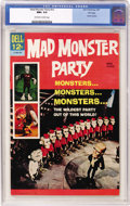Silver Age (1956-1969):Humor, Movie Classics - Mad Monster Party - File Copy (Gold Key, 1967) CGC NM+ 9.6 Off-white to white pages....