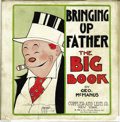 Platinum Age (1897-1937):Miscellaneous, Bringing Up Father Big Book 1 and 2 Group (Cupples & Leon,1926-29)....