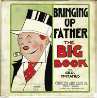 Bringing Up Father Big Book 1 and 2 Group (Cupples & Leon, 1926-29)
