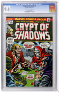 Bronze Age (1970-1979):Horror, Crypt of Shadows #3 (Marvel, 1973) CGC NM+ 9.6 Off-white to whitepages....