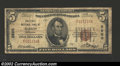 National Bank Notes:Nebraska, Albion, NE - $5 1929 Ty. 1 FNB Ch. # 3960