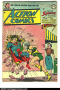 Golden Age (1938-1955):Superhero, Action Comics #165 (DC, 1952) Condition = FN. Very tough time period for DC books....