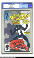 Modern Age (1980-Present):Superhero, The Amazing Spider-Man #287 (Marvel, 1987) CGC NM/MT 9.8 White pages. This issue contains an appearance by Daredevil. Overst...