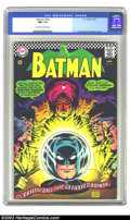 Silver Age (1956-1969):Superhero, Batman #192 (DC, 1967) CGC NM- 9.2 Off-white to white pages. Overstreet 2002 NM 9.4 value = $45....
