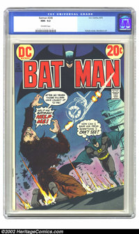 Batman #248 (DC, 1973) CGC NM- 9.2 Off-white pages. Kaluta cover. Overstreet 2002 NM 9.4 value = $28