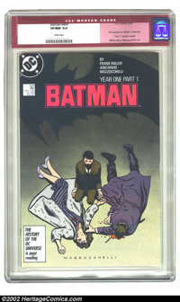 "Batman #404 (DC, 1987) CGC VF/NM 9.0 White pages. First appearance modern Batwoman; ""Year 1"" storyline begins;..."