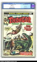 Bronze Age (1970-1979):Science Fiction, Creatures on the Loose #26 (Marvel, 1973) CGC NM 9.4 Cream to off-white pages. Bondage cover, Val Mayerick art. Overstreet 2...