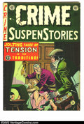 Golden Age (1938-1955):Crime, Crime SuspenStories #14 (EC, 1952) Condition = VG+. ...