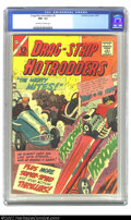Silver Age (1956-1969):Adventure, Drag-Strip Hotrodders #6 (Charlton, 1965) CGC NM- 9.2 Off-white to white pages. Overstreet 2002 NM 9.4 value =$32. ...