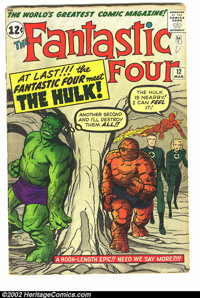 Fantastic Four Complete Set (Marvel, 1961) #1-416. Here is a great opportunity to pick up the entire run of the Fantasti...