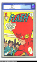 Silver Age (1956-1969):Superhero, The Flash #177 (DC, 1968) CGC NM- 9.2 White pages. Andru and Esposito cover and art. Overstreet 2002 NM 9.4 value = $70....