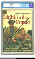 "Silver Age (1956-1969):Adventure, Four Color #891 (Dell, 1958) CGC FN/VF 7.0 Cream to off-white pages. ""Light in the Forest"" photo cover. Overstreet 2002 FN 6..."