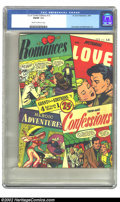 Golden Age (1938-1955):Romance, Giant Comics Editions #13 (St. John, 1950) CGC FN/VF 7.0 Cream tooff-white pages. Overstreet 2002 FN 6.0 value = $132; VF 8...