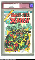 Bronze Age (1970-1979):Superhero, Giant-Size X-Men #1 (Marvel, 1975) CGC NM- 9.2 Off-white pages. First appearance of Storm, Nightcrawler, Colossus, and Thund...