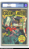 Golden Age (1938-1955):Superhero, Green Lantern #15 (DC, 1945) CGC FN/VF 7.0 Cream to off-white pages. Paul Reinman cover. Overstreet 2002 FN 6.0 value = $387...