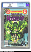 Bronze Age (1970-1979):Horror, House of Mystery #252 (DC, 1977) CGC VF+ 8.5 White pages. NealAdams cover. Extremely nice, high-grade book with incredible ...
