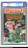 Bronze Age (1970-1979):Horror, House of Mystery #253 (DC, 1977) CGC NM- 9.2 Off-white to whitepages. Highest grade copy. Extremely nice, high-grade book w...