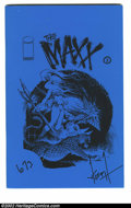 Modern Age (1980-Present):Alternative/Underground, Maxx #2 Ashcan (Image, 1993) Condition = NM. Limited ashcan edition#673 of 800. Before The Maxx became an acclaimed televis...