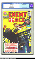 Showcase #58 (DC, 1965) CGC NM- 9.2 Off-white to white pages. This issue starring Enemy Ace. Overstreet 2002 NM 9.4 valu...