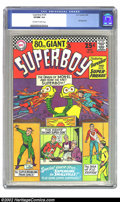 Silver Age (1956-1969):Superhero, Superboy #129 80 Page Giant(DC, 1966) CGC VF/NM 9.0 Off-white to white pages. Overstreet 2002 NM 9.4 value = $75....