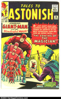 Tales to Astonish Lot of 56-59 complete (Marvel, 1965) Condition average VF-