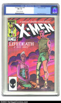 Modern Age (1980-Present):Superhero, The Uncanny X-Men #186 (Marvel, 1984) CGC NM+ 9.6 Off-white to white pages. Barry Windsor-Smith art. Overstreet 2002 value =...
