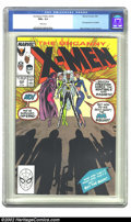 Modern Age (1980-Present):Superhero, The Uncanny X-Men #244 (Marvel, 1989) CGC NM+ 9.6 White pages. First appearance of Jubilee. Overstreet 2002 NM 9.4 value = $...