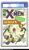 Silver Age (1956-1969):Superhero, X-Men #8 (Marvel, 1964) CGC NM- 9.2 Off-white pages. Overstreet 2002 NM 9.4 value = $425....