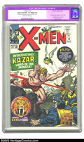 Silver Age (1956-1969):Superhero, X-Men #10 (Marvel, 1965) CGC Apparent NM- 9.2 Slight (A) Off-white to white pages. Restoration includes: small amount of col...