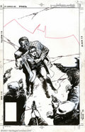Original Comic Art:Covers, Unknown Artist - Original Cover Art (Unpublished early version) for Batman #410 (DC, 1987). Although it greatly resembles th...