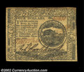 Colonial Notes:Continental Congress Issues, Continental Currency February 17, 1776 $4 About New. A ...