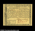 Colonial Notes:Rhode Island, Rhode Island July 2, 1780 $7 Superb Gem New. A simply ...
