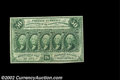 Fractional Currency:First Issue, Fr. 1312 50c First Issue Very Choice New. This well ...